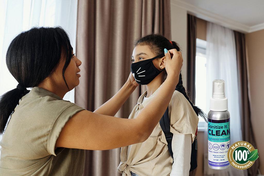 Sanitize It Clean